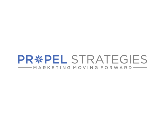 PROPEL Strategies logo design concepts #6