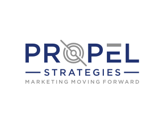 PROPEL Strategies logo design concepts #7
