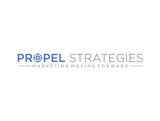 PROPEL Strategies logo design concepts #9