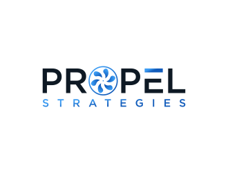 PROPEL Strategies logo design concepts #11
