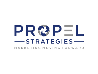 PROPEL Strategies logo design concepts #13
