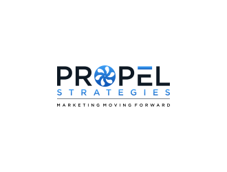 PROPEL Strategies logo design concepts #16