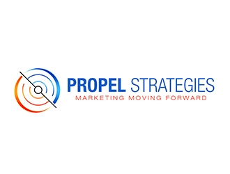 PROPEL Strategies logo design concepts #19