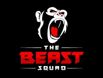 The Beast Squad  logo design concepts #1
