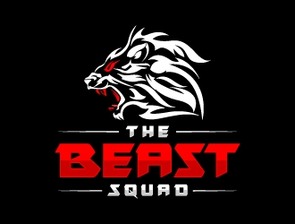 The Beast Squad  logo design concepts #2