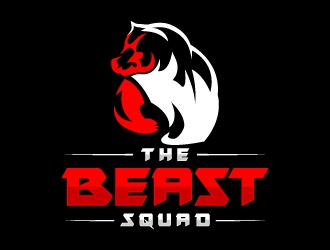 The Beast Squad  logo design concepts #3