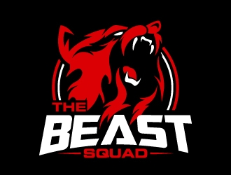 The Beast Squad  logo design concepts #5