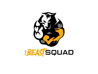 The Beast Squad  logo design concepts #7