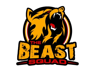 The Beast Squad  logo design concepts #8