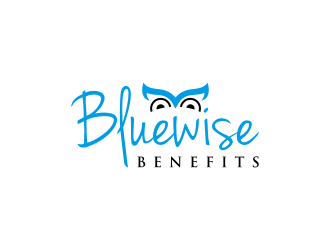 Bluewise Benefits logo design concepts #1
