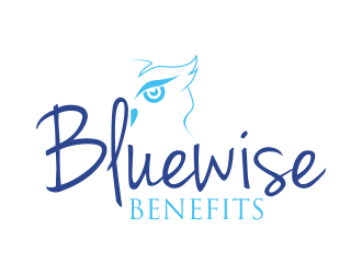 Bluewise Benefits logo design concepts #3