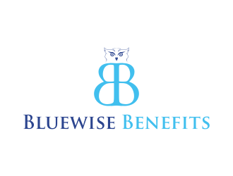Bluewise Benefits logo design concepts #6