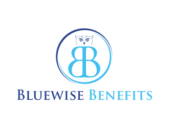 Bluewise Benefits logo design concepts #7