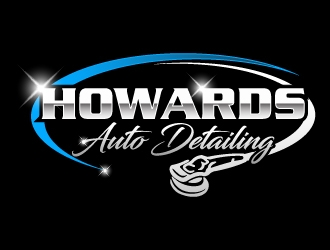 Howards Auto Detailing logo design
