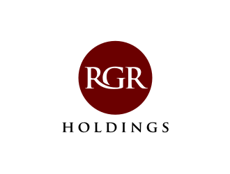 RGR Holdings logo design