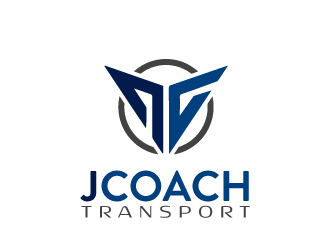 Jcoach Transport logo design concepts #3