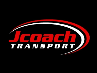 Jcoach Transport logo design concepts #11