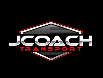 Jcoach Transport logo design concepts #1