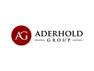 Aderhold Group logo design concepts #1