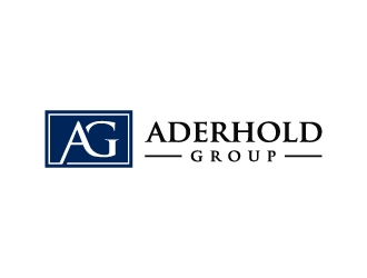 Aderhold Group logo design concepts #3