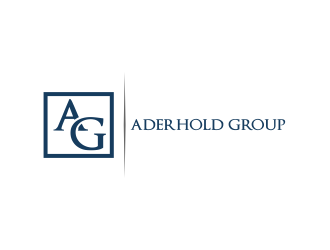 Aderhold Group logo design concepts #4