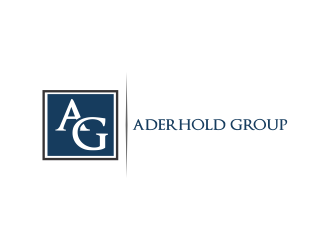 Aderhold Group logo design concepts #5