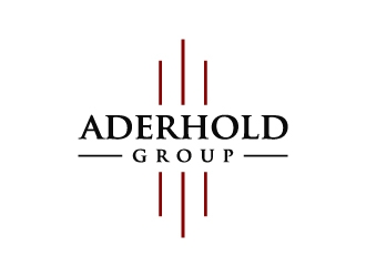 Aderhold Group logo design concepts #6
