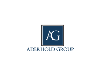 Aderhold Group logo design concepts #7