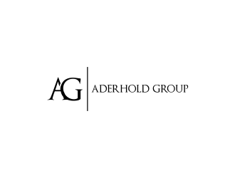 Aderhold Group logo design concepts #9