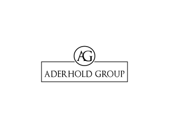 Aderhold Group logo design concepts #10
