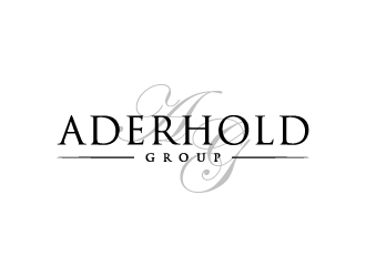 Aderhold Group logo design concepts #11