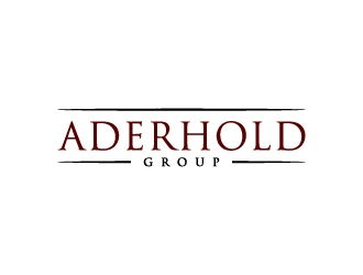 Aderhold Group logo design concepts #12