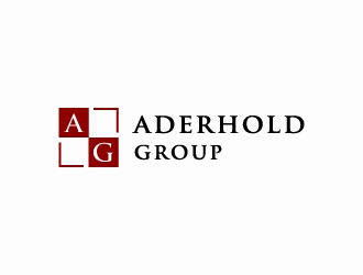 Aderhold Group logo design concepts #13