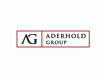 Aderhold Group logo design concepts #16
