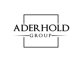 Aderhold Group logo design concepts #17