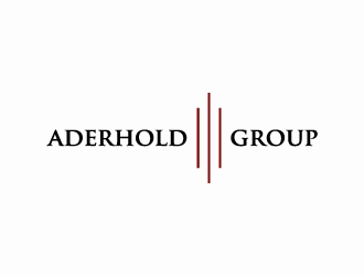 Aderhold Group logo design concepts #18
