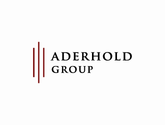 Aderhold Group logo design concepts #19