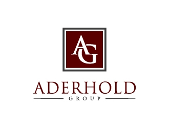 Aderhold Group logo design concepts #20