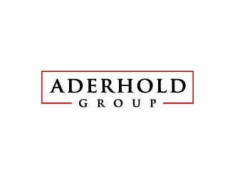 Aderhold Group logo design concepts #21