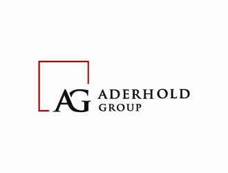 Aderhold Group logo design concepts #23