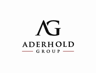 Aderhold Group logo design concepts #24