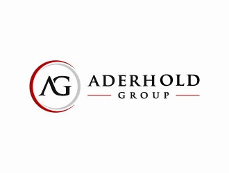 Aderhold Group logo design concepts #25