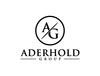 Aderhold Group logo design concepts #26