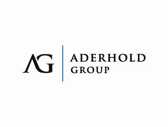 Aderhold Group logo design concepts #27