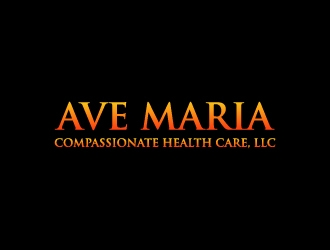 Ave Maria Compassionate Health Care, LLC logo design concepts #2