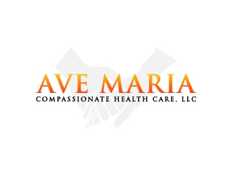 Ave Maria Compassionate Health Care, LLC logo design concepts #1
