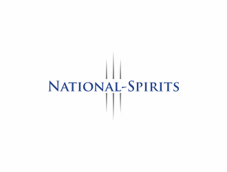 National-Spirits  logo design concepts #1