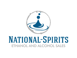 National-Spirits  logo design concepts #3