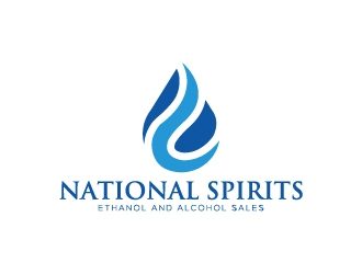 National-Spirits  logo design concepts #4