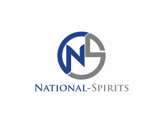 National-Spirits  logo design concepts #5